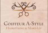 Logo Coiffeur A-Style