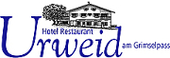 Logo Hotel Restaurant Urweid am Grimselpass